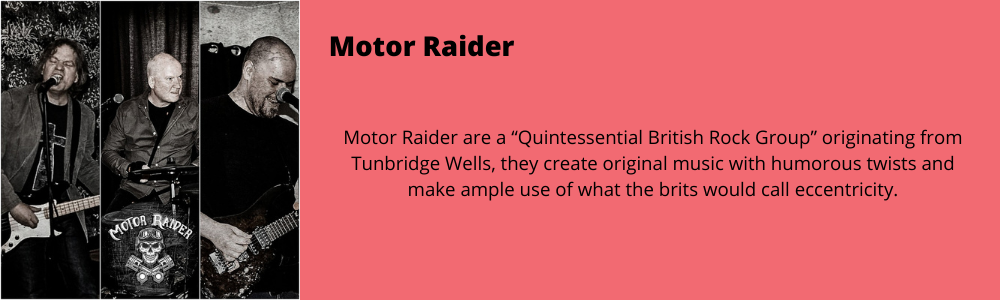 Motor raider