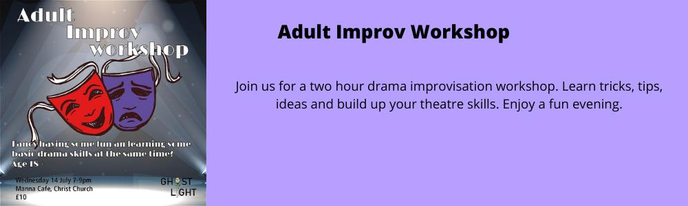 adult improv