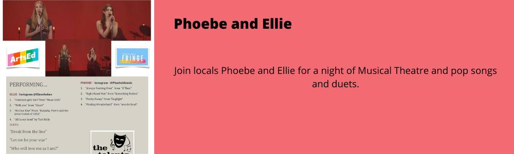 phoebe an d ellie
